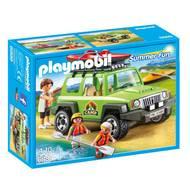 4008789068897 - PLAYMOBIL® Summer Fun - 4x4 de randonnée avec kayaks