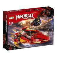 5702016108897 - LEGO® Ninjago - 70638- Le bateau Katana V11