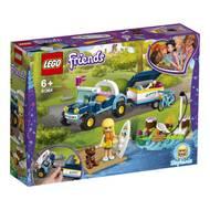 5702016369397 - LEGO® Friends - 41364- Le buggy et la remorque de Stéphanie