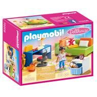 4008789702098 - PLAYMOBIL® Dollhouse - Chambre d'enfant avec canapé-lit