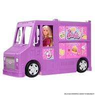 0887961862898 - Mattel - Le food truck de Barbie- Gmw07