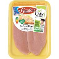 3266980003098 - Le Gaulois - Escalope de dinde extra fine