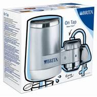 4006387063498 - BRITA - Filtre robinet on tap silver
