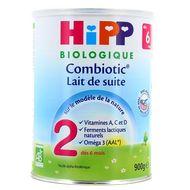 4062300034198 - Hipp - Lait 2 Combiotic® de suite bio dès 6 mois