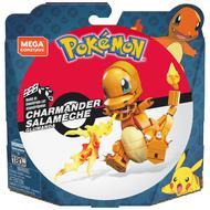 0887961834598 - Pokémon - Mega Bloks - Salamèche - Pokémon à construire- GKY96