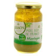3760005025398 - Bisson - Miel bio France de montagne