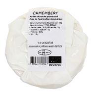 3335261715798 - R Bio - Camembert Bio de caractère