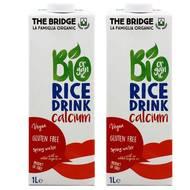 2050000306198 - The Bridge - Boisson  riz calcium bio