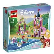 5702016368598 - LEGO® Disney Princess - 41162- La célébration d'Ariel, Aurore et Tiana