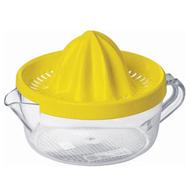 4009049289298 - Emsa - Presse-agrumes transparent et jaune