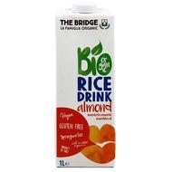 8019428000099 - The Bridge - Boisson riz bio à l'amande