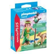 4008789700599 - PLAYMOBIL® Spécial Plus - Nymphe et faon