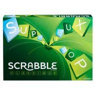 0746775260699 - Mattel - Scrabble classique- Y9593