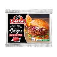 3181238971199 - Charal - Steak Haché Burger