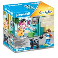 4008789704399 - PLAYMOBIL® Family Fun - Vacanciers et distributeur automatique