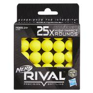5010993526499 - Nerf - 25 balles en mousse Nerf Rival