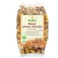 3380380037399 - Priméal - Muesli Quinoa Chocolat, Bio