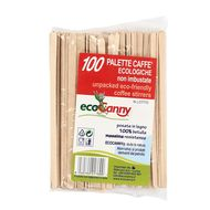 8032764017699 - codima - 100 Agitateurs en bois