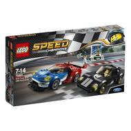 5702015868099 - LEGO® Speed Champions - 75881- Ford GT 2016 & Ford GT40 1966