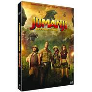 3333297308199 - DVD - Jumanji- Bienvenue dans la jungie