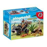 4008789069399 - PLAYMOBIL® Wild Life - Braconnier avec quad