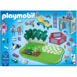 PLAYMOBIL® City Life SuperSet - Famille et jardin