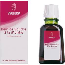Weleda Bain de bouche à la Myrrhe