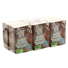 Grandeur nature Lait Chocolaté Biologique