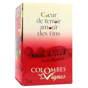 Côtes du Rhône rouge Colombes des vignes