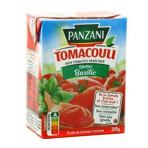 Panzani Tomacouli au basilic