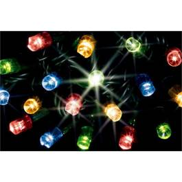 Cora guirlande lectrique ext rieure 40 lampes led anim es - Guirlande electrique exterieure ...