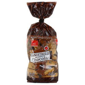 Afa Canistrelli au chocolat