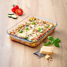 Pyrex Plat à lasagnes rect. verre 35 * 23 cm Pyrex Essentials
