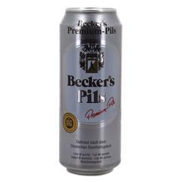 Becker's Bière blonde allemande