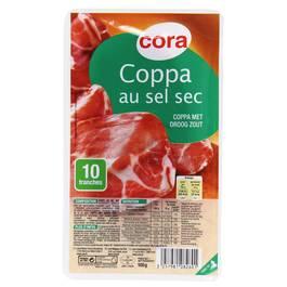 Cora Coppa au sel sec, 100g