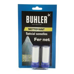 Buhler Nettoyant spécial semelles pour fer à repasser