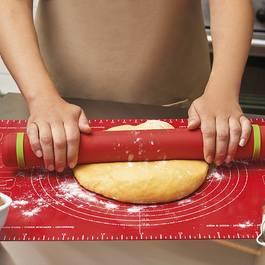 Mastrad Rouleau à pâtisserie Ajustable et anti adhérent