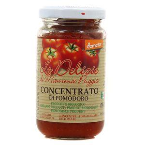 Le Delizie Di Mamma Puggia Concentré de tomate Bio Demeter