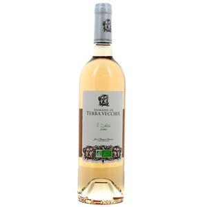 Corse Domaine de Terra Vecchia rosé, cuvée U Storicu BIO