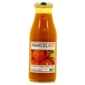 Marcel Bio Soupe Potimarron, poire & piment BIO