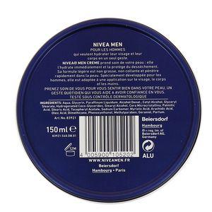 Nivea Men Crème hydratante visage, corps et mains