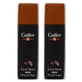 Galler Bâton de chocolat noir au café 60%