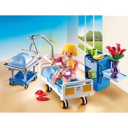 PLAYMOBIL® City Life Chambre de maternité