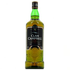Clan Campbell Blended scotch whisky 40°