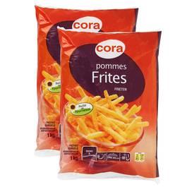 Cora Pommes frites classiques