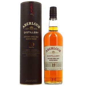 Aberlour Scotch whisky single highland malt 10 ans 40°