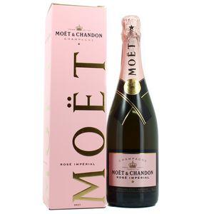 Moet et Chandon Champagne brut rosé