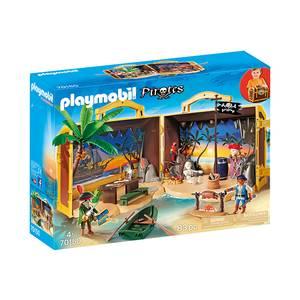 PLAYMOBIL® Pirates Coffre des pirates transportable