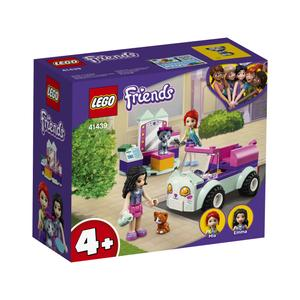 LEGO® Friends 41439- La voiture de toilettage pour chat