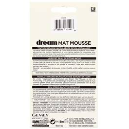 Gemey Maybelline Fond de teint Dream Mat Mousse